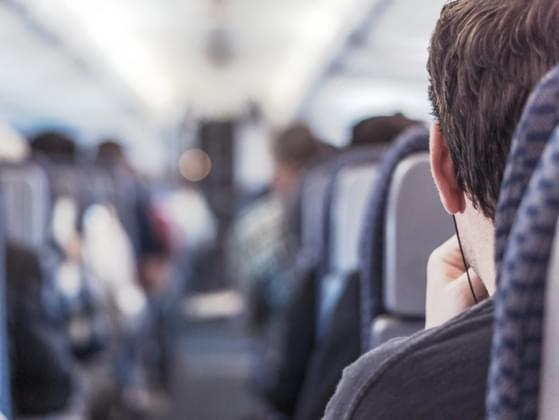 What type of passenger do you hope that you sit next to on the plane?