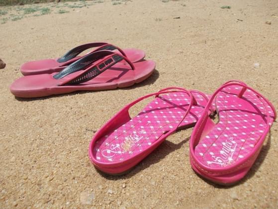 Would you wear flip-flops in public?