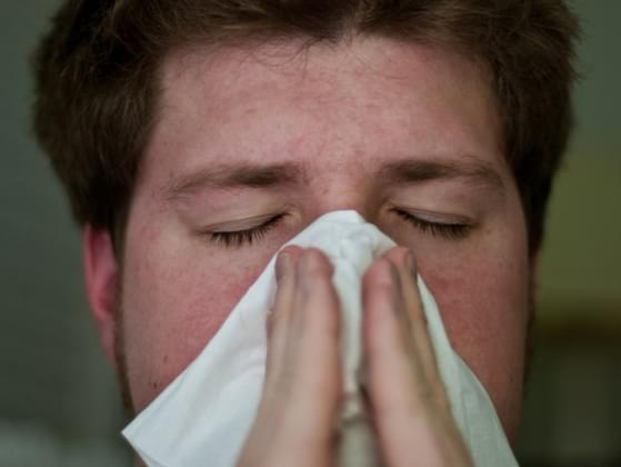 When you get sick, does it seem like your nose is always runny or stuffed up?