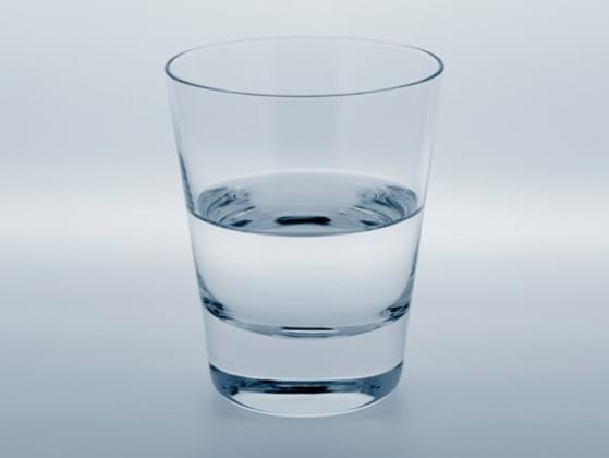 Is the cup half empty or half full?