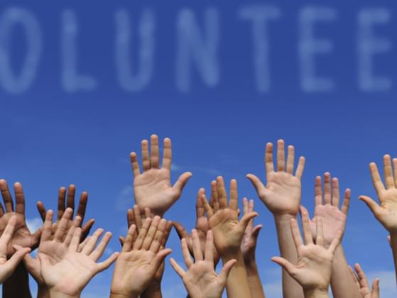 A friend at work asks you to donate or volunteer at his fundraiser. You: