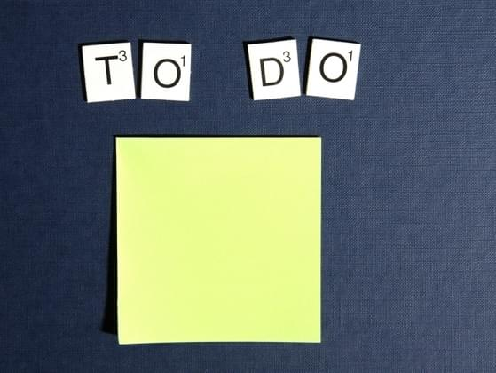 How do you feel when you scratch off your to-do list?