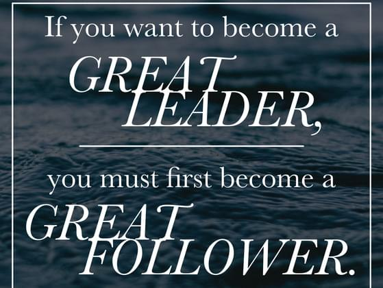 Are you more of a leader or a follower?