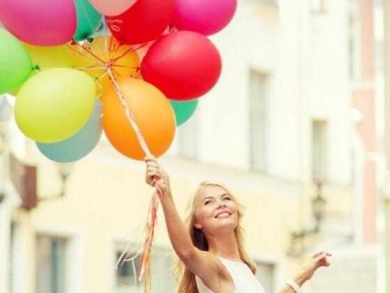 Which colors would be in your perfect balloon bouquet?