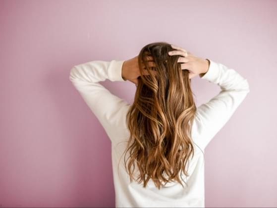 Do you wash your hair first or last?
