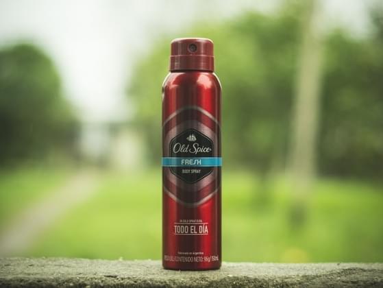 How often do you use deodorant?
