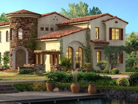 You won the lottery! Time to design your dream house, what does it look like?