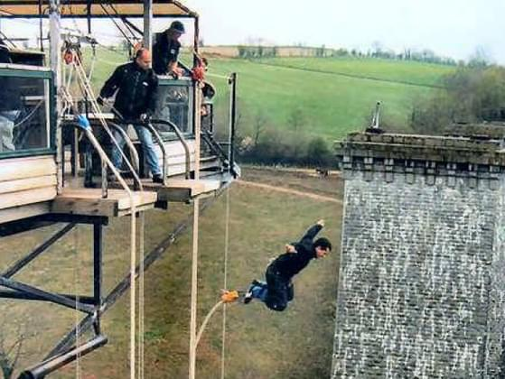 On a scale of 1-10, with 10 being the most, how much of an adrenaline junkie are you?