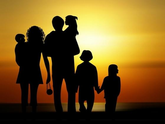 How often do you see your parents or extended family?