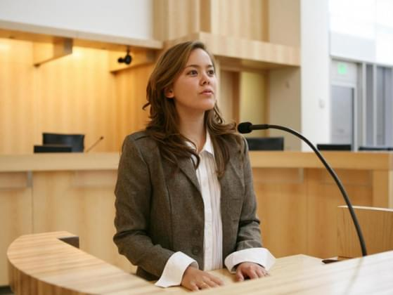 What are you more likely to remember when asked to testify in court?