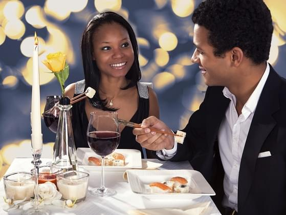 Do you have any pre-plans for your first date?