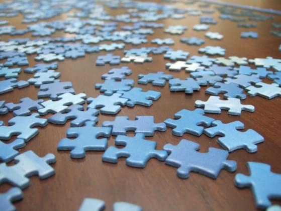 How do you usually solve a puzzle?