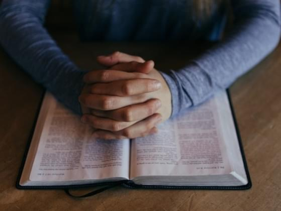 Do you ever pray for others?