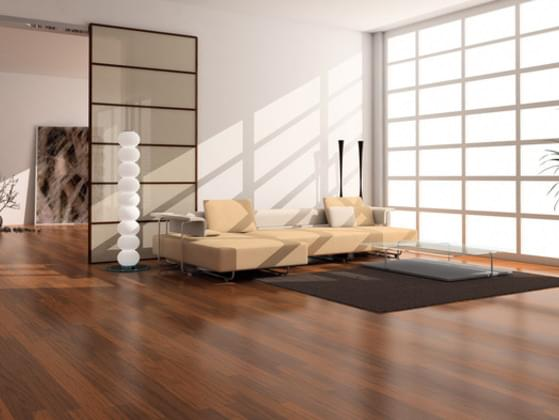 What type of flooring is in your home?