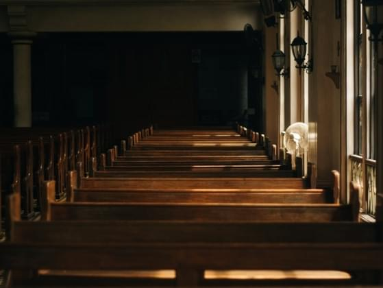 Where do you like to sit at church?