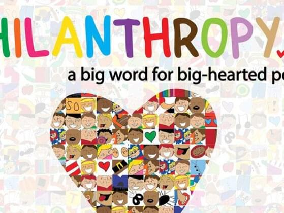 Which philanthropic cause would you work for?