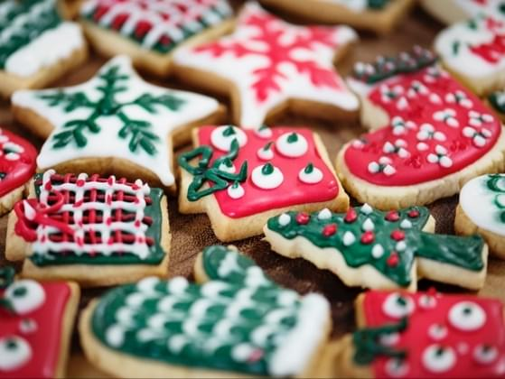 Pick a Christmas cookie:
