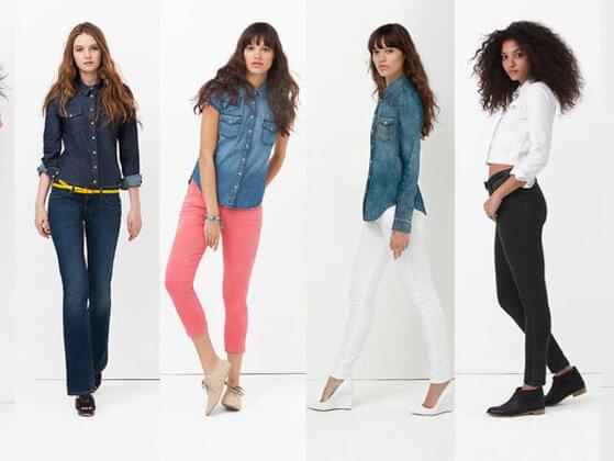 What kind of jean do you want to wear?