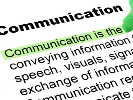 On a scale of 1 to 10, how would your rate your ability to communicate with others?