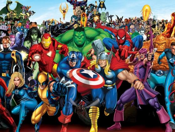Who's your favorite fictional hero?
