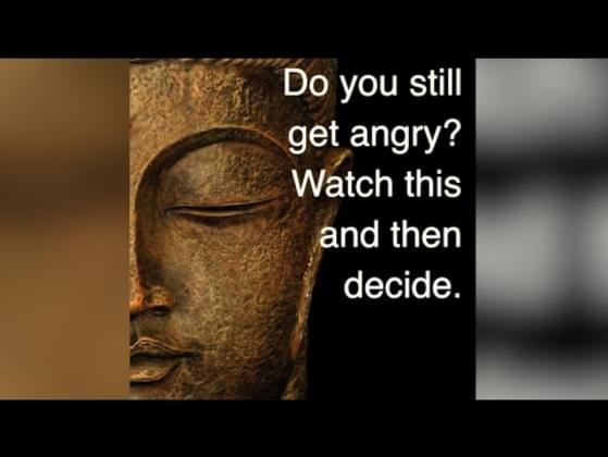 What do you do when you angry?
