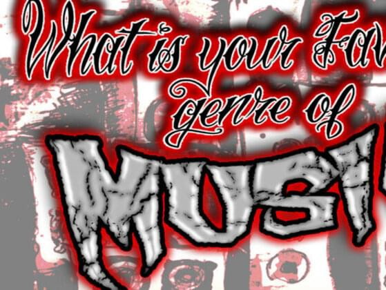 What's your favorite genre of music?