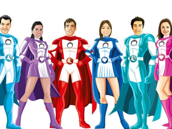 If you were a superhero, what kind of costume would you wear?