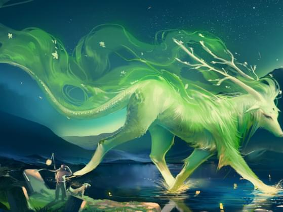 If you could meet one mythical animal, what would it be?