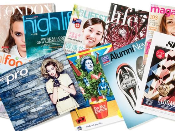 Do you like reading magazines?