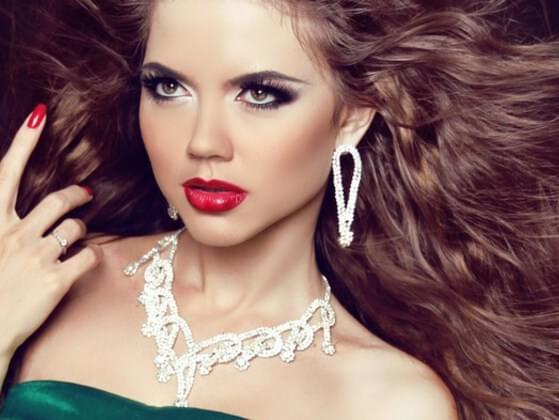 Do you wear red lipstick?