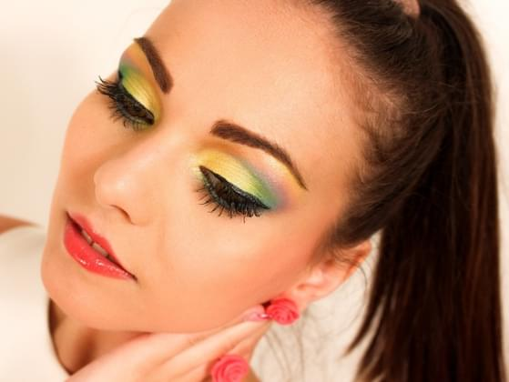 What do you most like to accentuate with makeup?