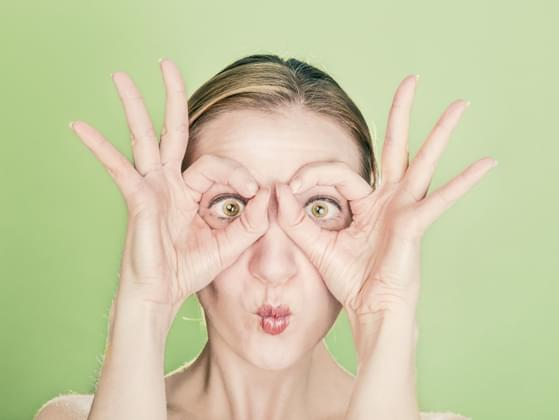 How often do you receive compliments on your eyes?
