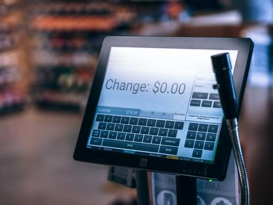 The cashier accidentally forgets to charge you for an item. What do you do?