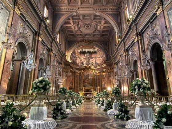 Where will you wedding take place?