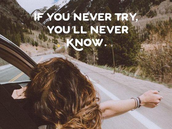 Pick Something New...