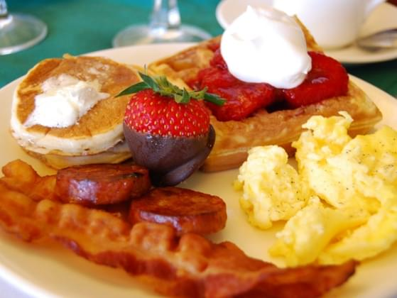 What do you typically eat for breakfast?