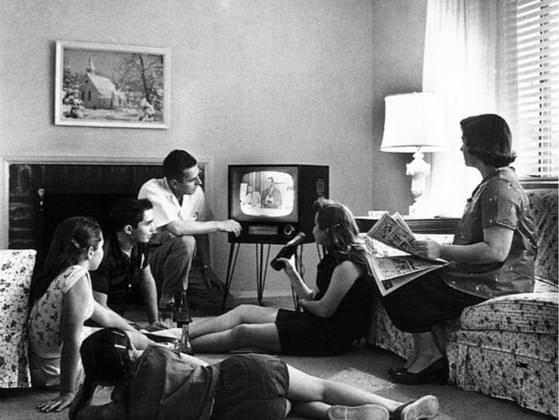 hen it comes to television, what are you watching?
