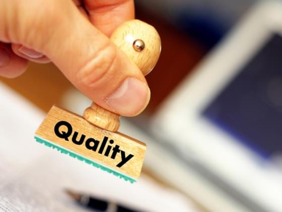 What quality do you wish you had more of?