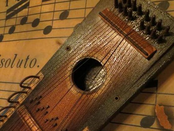 You win free lessons to learn how to play a new instrument. Which instrument would you choose?