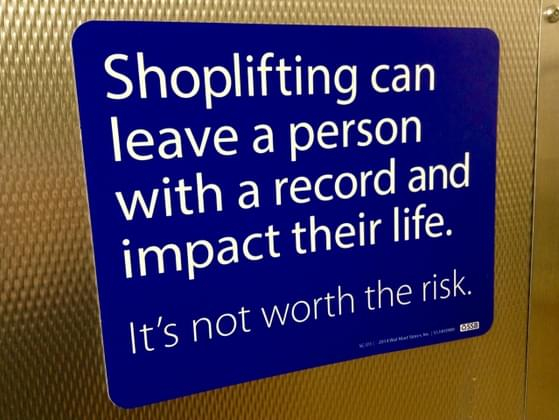 As a teenager, did you ever shoplift?