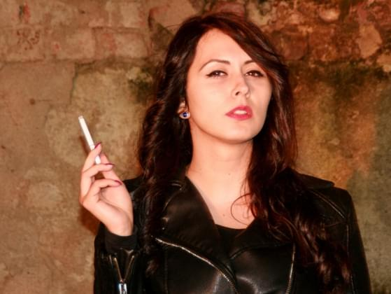 Smoking should be.....