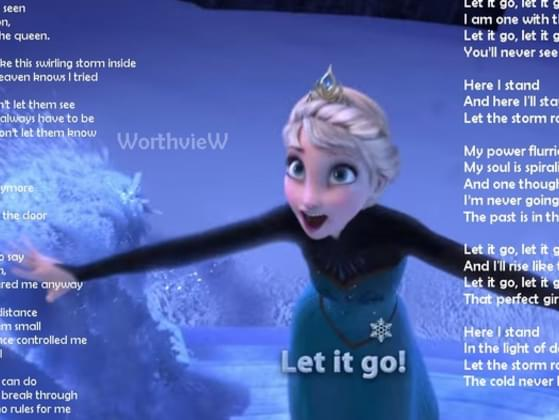 What's your favourite song from Frozen?