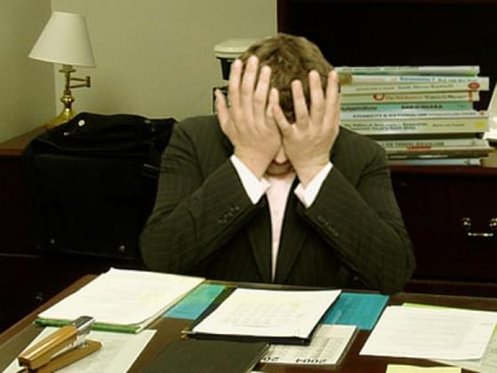 How do you perform in very stressful situations?