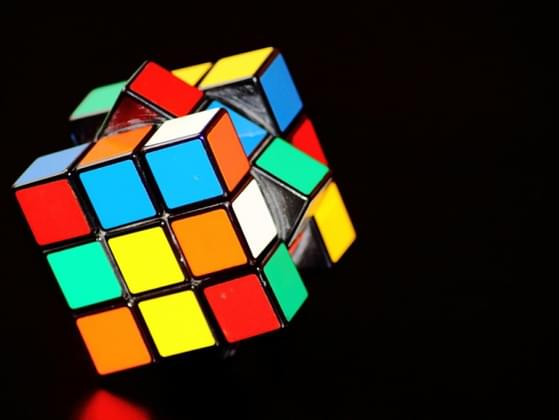 Have you ever solved a Rubik's cube?