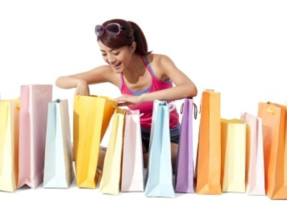 Can shopping lift your mood?