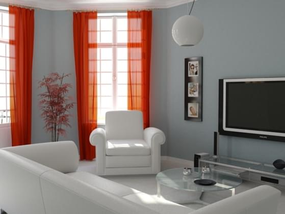 How do you feel about the colors the inside of your house is decorated in?