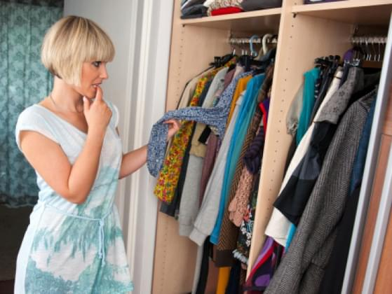 Do you have trouble deciding what to wear?