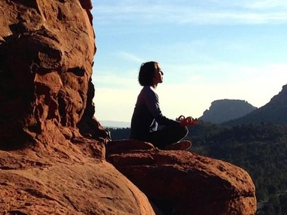 How do you best calm your nervousness and anxiety?