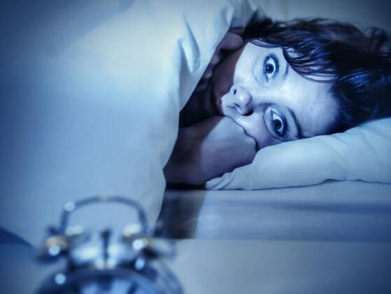 It's 4 a.m. and you just woke up from a bad dream! What were you doing in your nightmare?