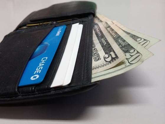 How much cash is in your wallet right now?